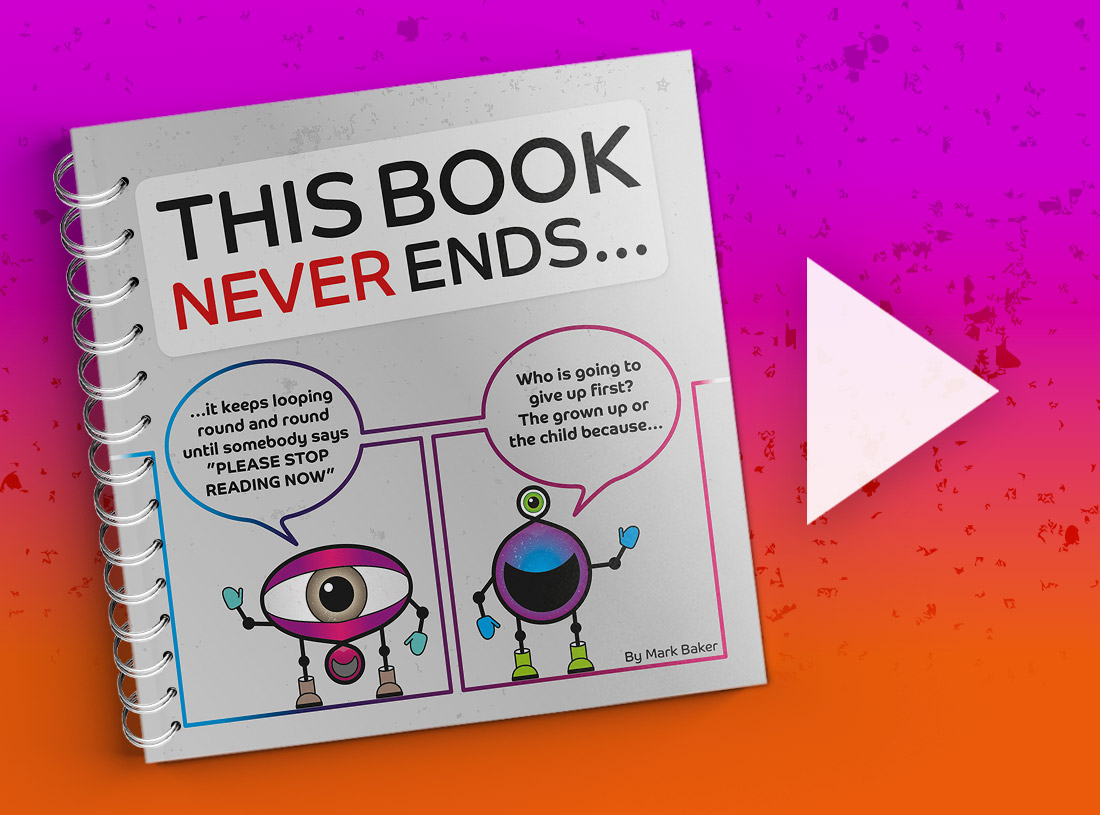 This Book Never Ends...